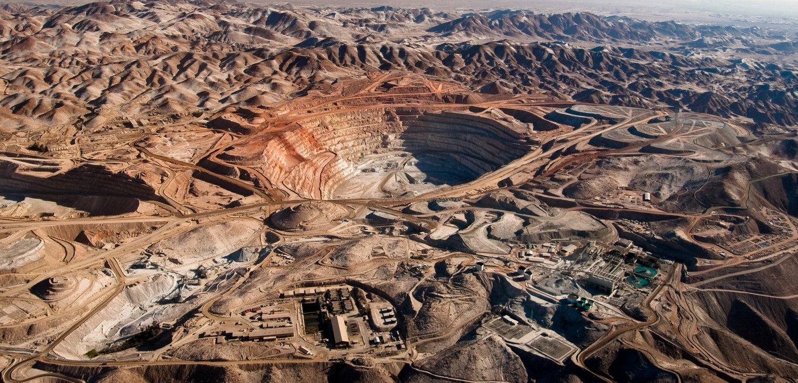 Mina de cobre Peru Cerro Verde crp